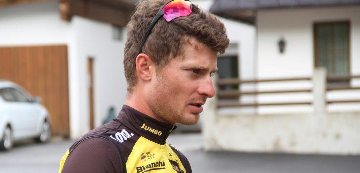"""Enrico Battaglin: """"De Giro is me eigenlijk altijd goedgezind"""""""