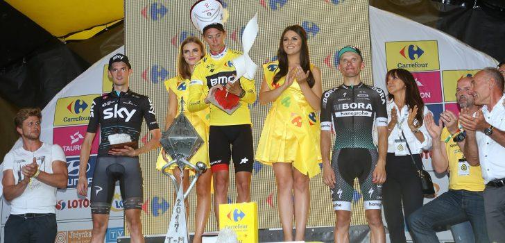 Ronde van Polen, Kelvin van den Dool, Juan José Lobato