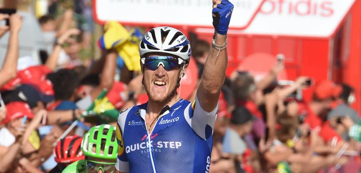 Matteo Trentin honderdste renner met ritzege in elke grote ronde
