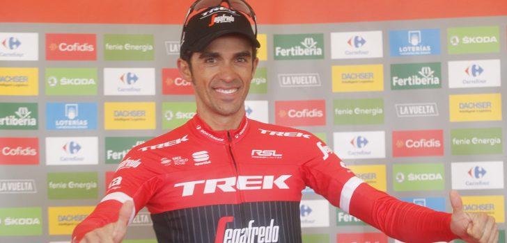"""Contador na sprookjesachtige einde op Angliru: """"Geen betere manier om te stoppen"""""""