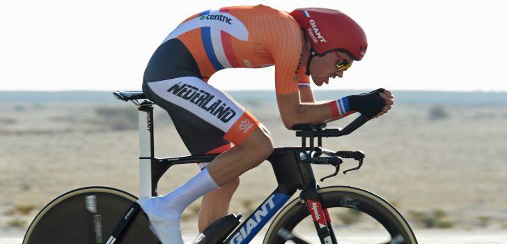 Het Bioracer Speedsuit van Tom Dumoulin