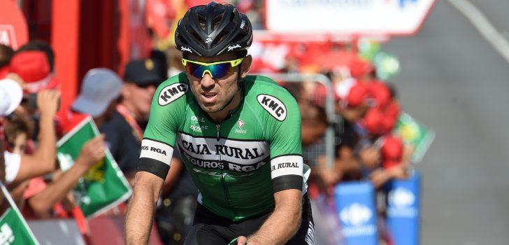 Wielertransfers 2018: Arroyo, Israel Cycling Academy, Diaz, Nippo-Vini Fantini