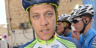 Wesley Kreder nog twee jaar langer bij Wanty-Groupe Gobert