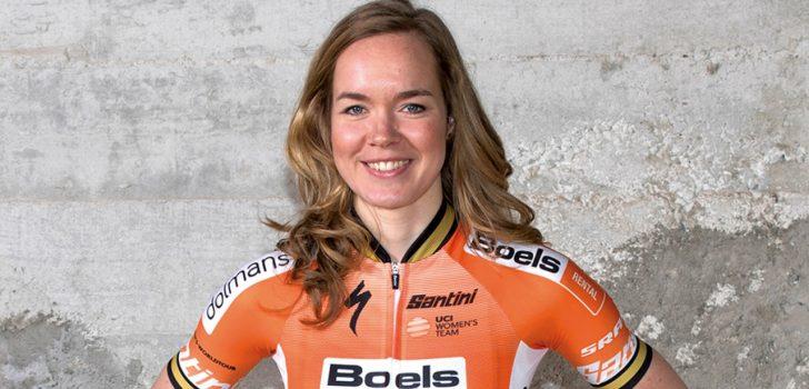 Anna van der Breggen, Jasper Ockeloen, Wout van Aert, Paolo Totò