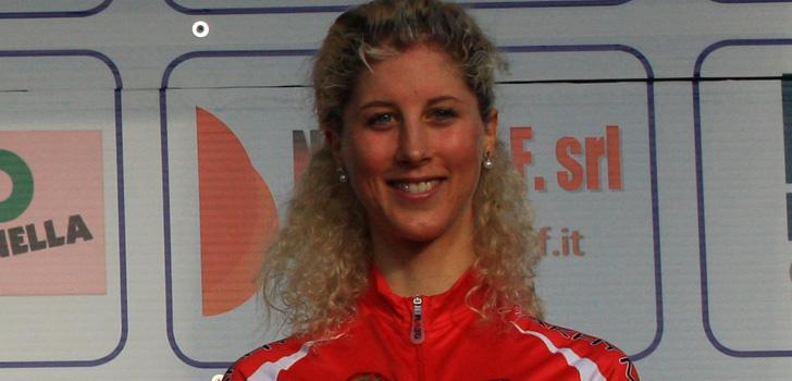 Jolanda Neff zal crossen in Namen en Zolder