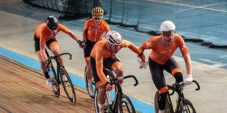 Nederlandse baanselectie gaat op dit moment niet naar EK baanwielrennen
