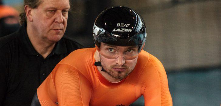 Nederland met lege handen tijdens tweede dag WK Baanwielrennen