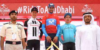"""Wilco Kelderman blij met tweede plek in Abu Dhabi: """"Mooi begin van het seizoen"""""""