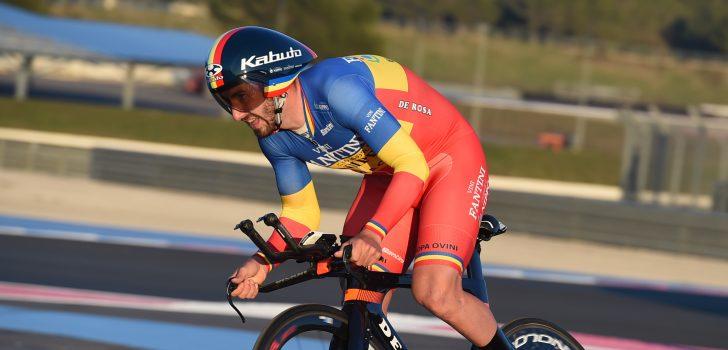 Grosu blijft maar winnen in Tour of Qinghai Lake, Ariesen opnieuw derde