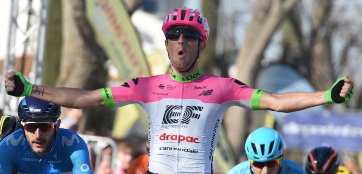 Modolo wint derde rit Ruta del Sol, Hofland en Vermeltfoort bij beste tien