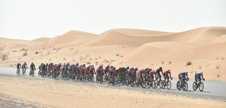'Rondes van Abu Dhabi en Dubai in 2019 samengevoegd tot UAE Tour'