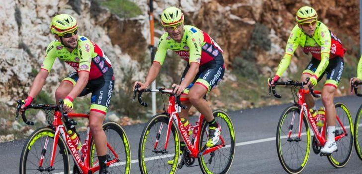 Nieuwe sponsor stapt in bij Wilier Triestina-Selle Italia