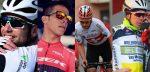 Mark Cavendish, Jarlinson Pantano, Silvan Dillier, Ronan van Zandbeek