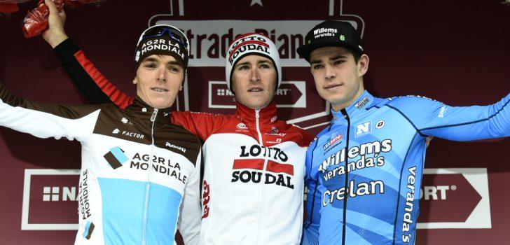 Team DSM rekent op Bardet in Strade Bianche, oud-winnaar Benoot ontbreekt