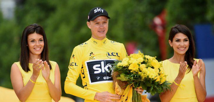 'Tour de France neemt afscheid van podiummissen'