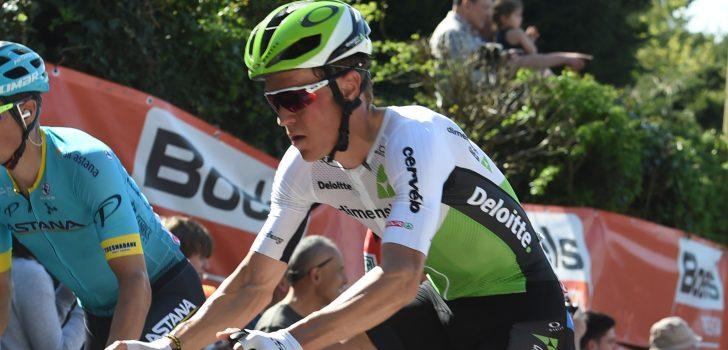 Serge Pauwels, Silvan Dillier, Neil Stephens, Lotto Belgium Tour