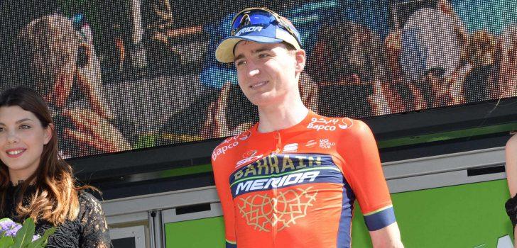 Padun bezorgt Bahrain Merida winst in klimkoers Hammer Series Limburg