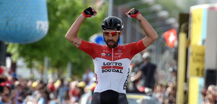 """De Gendt: """"Vind het zelfs wat spijtig dat ik niet naar de Giro ga"""""""