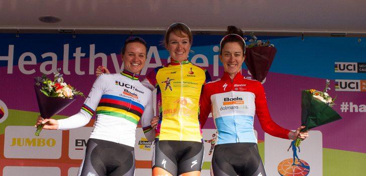 Soet wint slotetappe Healthy Ageing Tour, eindzege Pieters