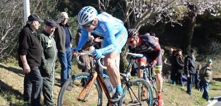 Laas wint slotrit Tour of Japan, García eindwinnaar