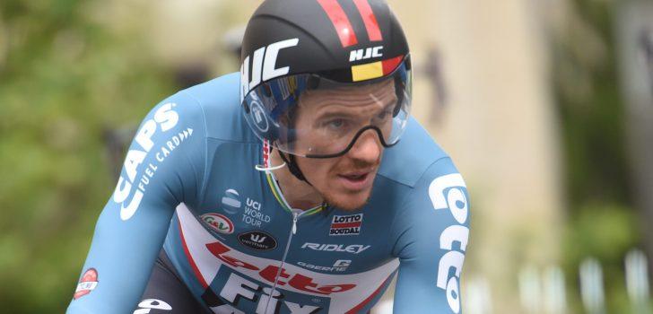 Recordreeks Adam Hansen stopt na Giro d'Italia