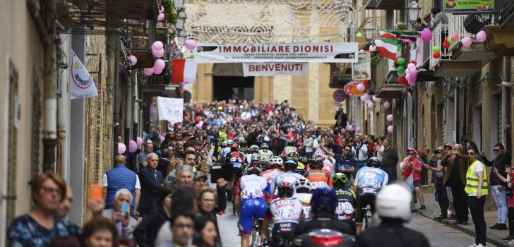 UCI geeft goedkeuring: Giro di Sicilia in 2019 van start