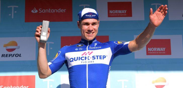 Zieke Jakobsen zwaait af in BinckBank Tour, ook Vanmarcke geeft op