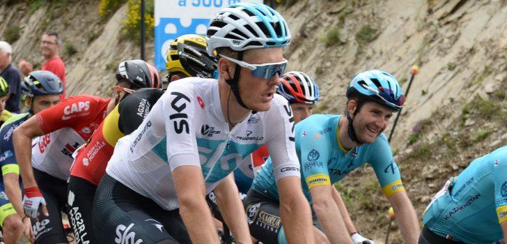 Opnieuw opschudding in de Vuelta: Geniez en Van Baarle botsen op official