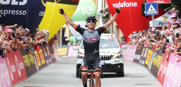 Markus Wildauer wint tweede etappe in Giro U23