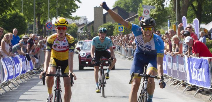 Rick Ottema wint Ronde van Limburg na fotofinish