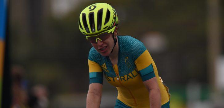 Spratt wint aankomst bergop in Giro Rosa, Van Vleuten tweede
