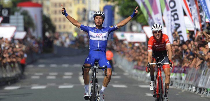 Alaphilippe klopt Mollema en wint Clásica San Sebastián