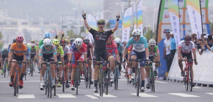 Kaden Groves wint slotetappe Tour of Qinghai Lake, Hernan Aguirre eindwinnaar