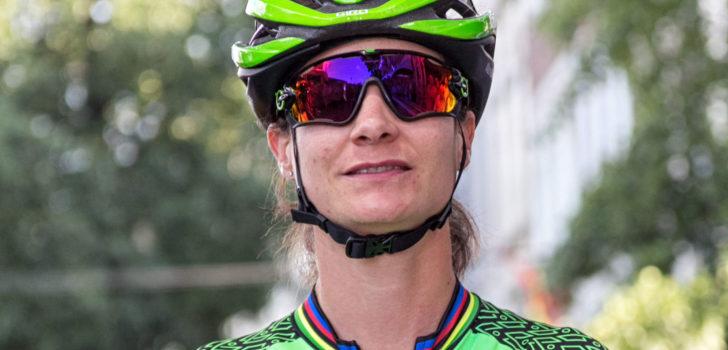 """Vos nieuwe leider in de WorldTour: """"Geen rekening mee gehouden"""""""