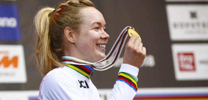 Anna van der Breggen Wielrenster van het jaar