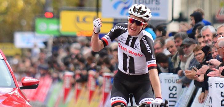"""Kragh Andersen lovend over parcours Parijs-Tours: """"Je moet je aanpassen"""""""