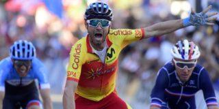 WK 2020: Alejandro Valverde voert Spaanse armada aan in Imola
