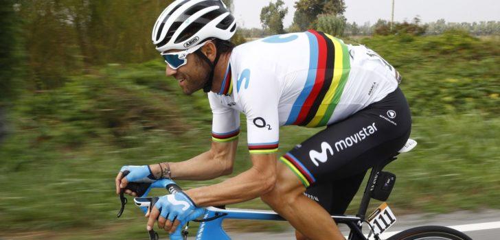 """Rojas over ploeggenoot Valverde: """"Hij heeft nog nooit zo hard getraind"""""""