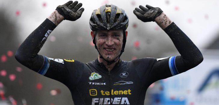 Toon Aerts is Belgisch kampioen na heerlijk duel met Van Aert