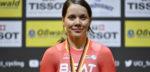 Laurine van Riessen pakt brons op de Sprint