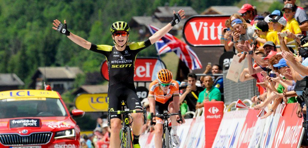 Annemiek van Vleuten wint La Course 2018
