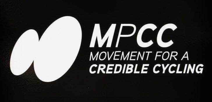MPCC raadt wielrenners af om buiten te fietsen