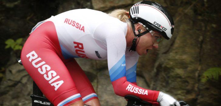 WK 2020: Olga Zabelinskaya positief getest op coronavirus