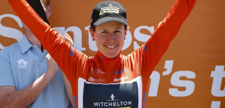 Spratt en Hosking verdelen de buit op slotdag Women's Tour Down Under