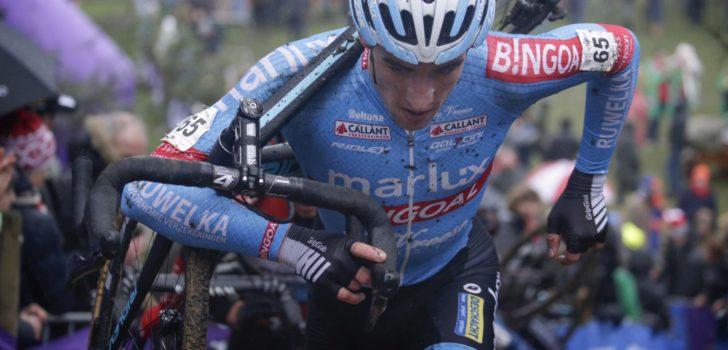 """Ryan Kamp is beste Nederlander: """"Kon Eli Iserbyt volgen, maar reed toen lek"""""""
