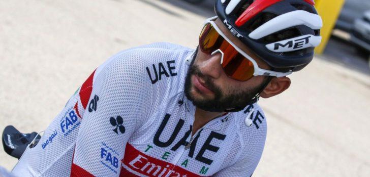 UAE Emirates jaagt met Gaviria ritzeges na in Tirreno-Adriatico