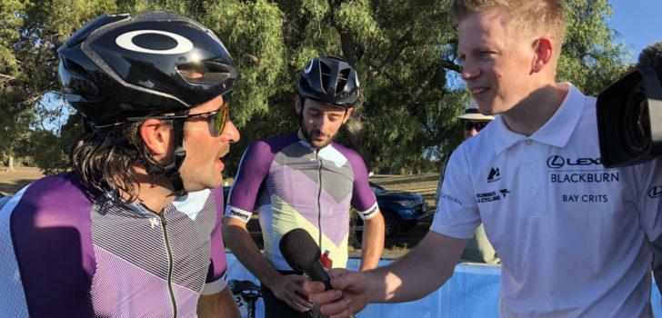 Marco Haller start 2019 met zege in Australisch criterium