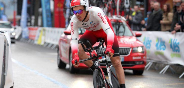 Laporte wint Ster van Bessèges na zege in slottijdrit