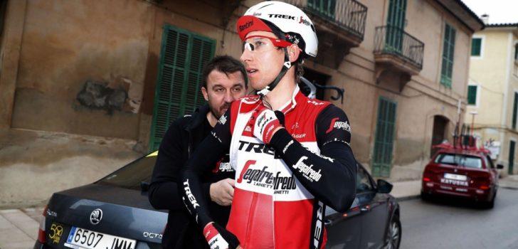 Bauke Mollema maakt debuut in Strade Bianche