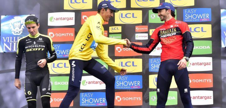 Movistar met titelverdediger Soler en Quintana naar Parijs-Nice
